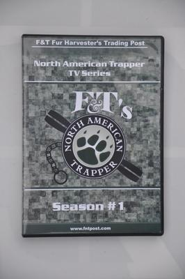 DVD-dubbel, North American Trapper season