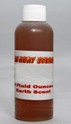In heat scents earth scent