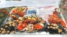 Skaldjursolja lockmedel mink, utter, shellfish oil,