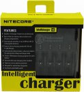 Nitecore Intellicharger i4 Smartladdare