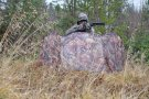 Camouflage wall, pop up, hunting, Photo, hide,