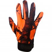 Hunting glove Blaze Silicon grip whole fingers
