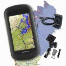 Garmin Montana 610 snowmobile package including map