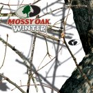 Mossy Oak 3d blind fabric camonät