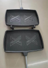Briv Grill Iron Double