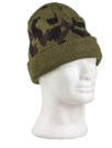 knitted hat camo