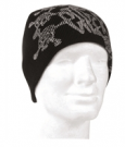 knitted hat skull