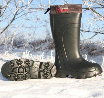 extremt varma skor