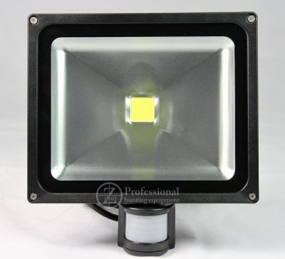 Z-aim 30W Led-gårdsbelysning,