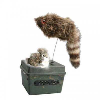 Bulvan: FoxPro Jack-in-the-Box Two Topper Predator
