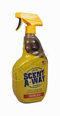Scent-A-Way Doftblockerande,