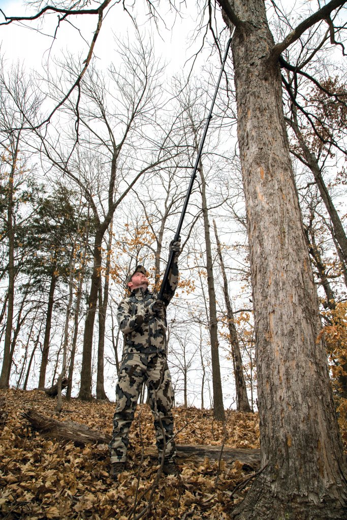 Extendable Tree Saw : Jaktsåg hopfällbar utdragbar teleskop