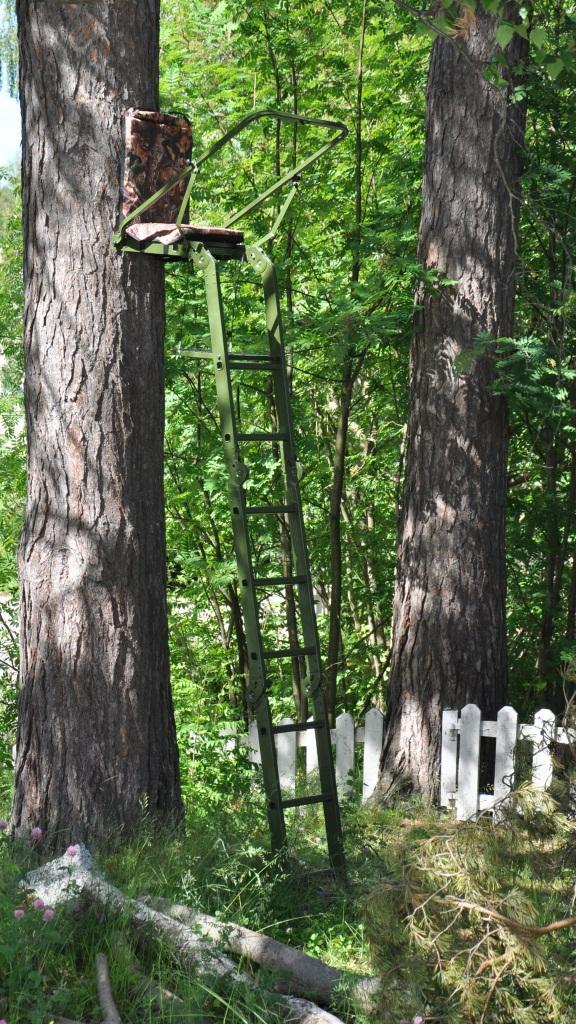 Tree Stand Z Aim Rapid Alu Hunting Tower Hunting Z