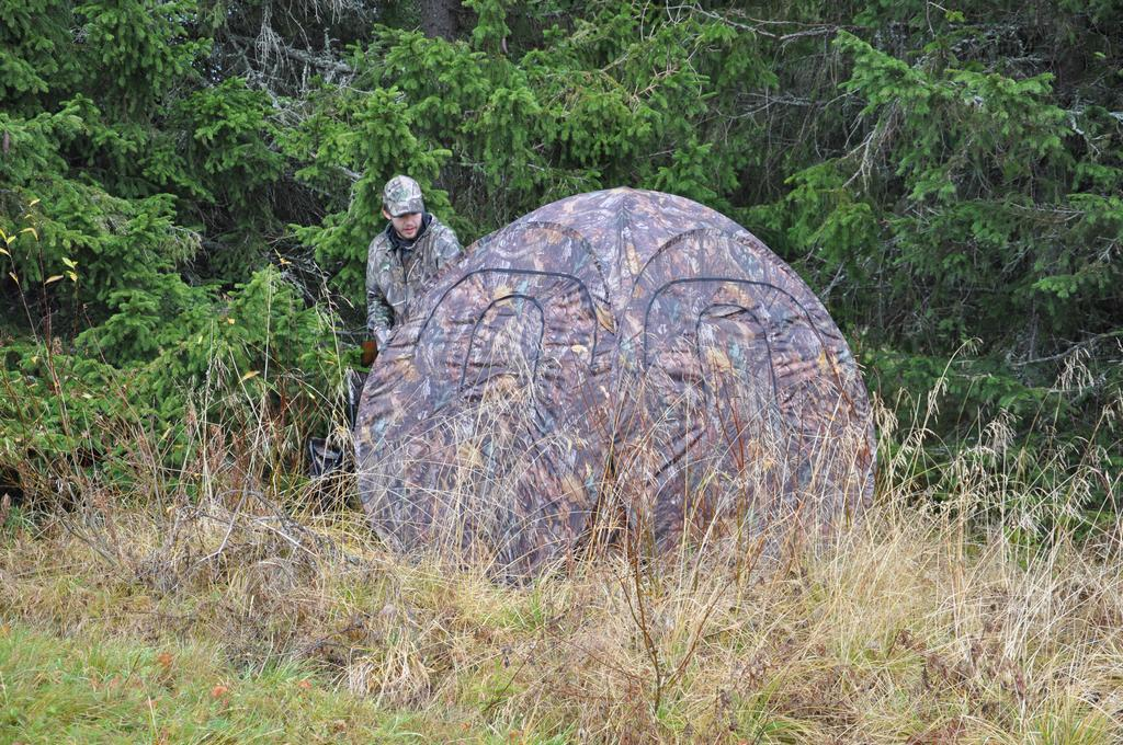 Dog House Pop Up Tent Hunting Hide Camouflage